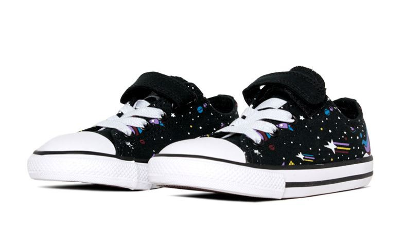 TÊNIS ALL STAR BB PRETO INFANTIL CK07750001