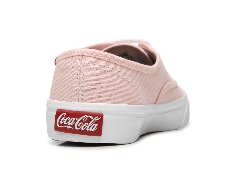 Tênis Coca Cola Shoes Kick Summer Rosa