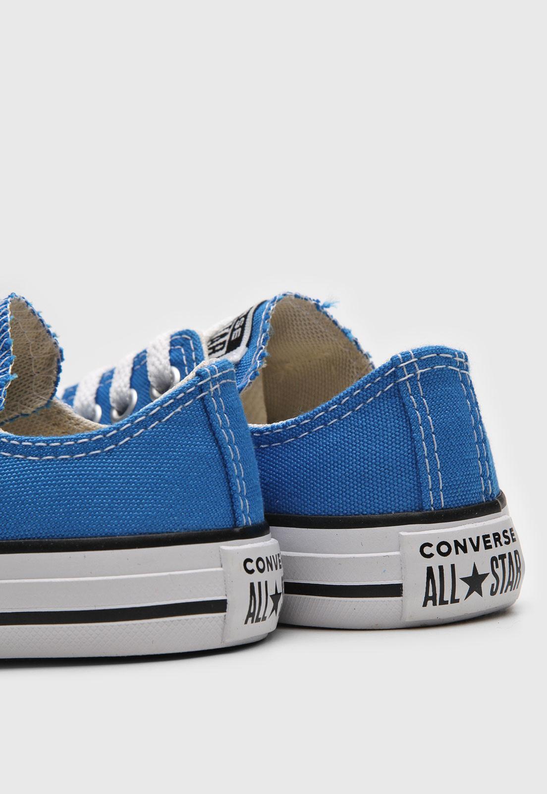 Tênis Converse All Star Infantil Azul CK04300029