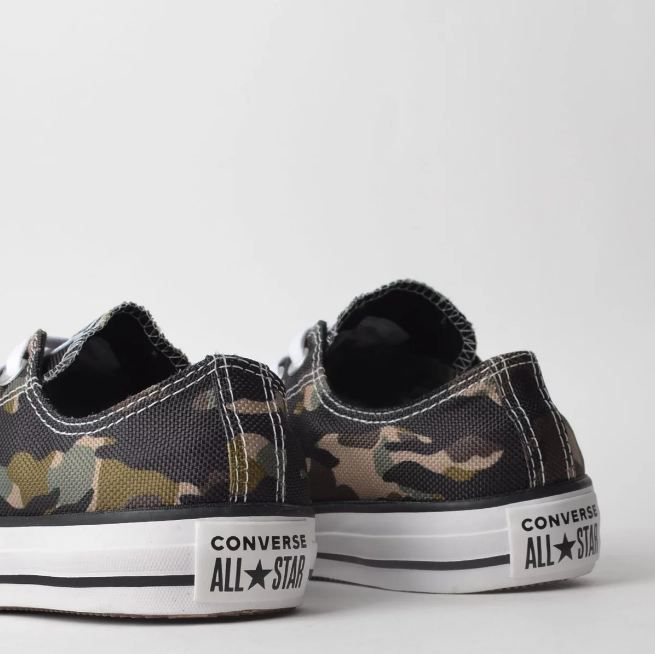 TENIS CONVERSE ALL STAR CAMUFLADO CT13030001