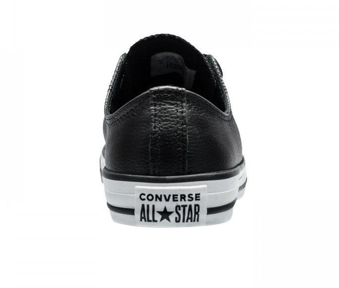 TÊNIS CONVERSE ALL STAR COURO ORIGINAL PRETO CT04480002