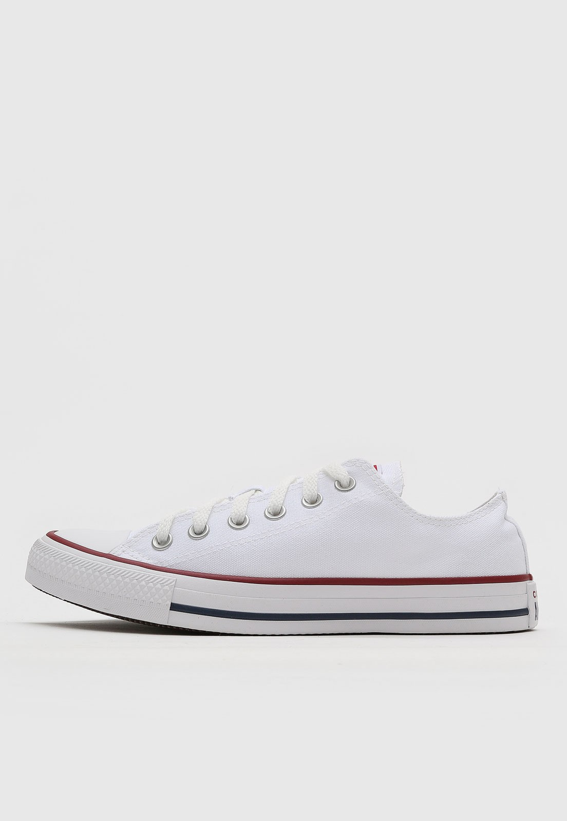 TÊNIS CONVERSE ALL STAR CT AS CORE OX BRANCO CT00010001