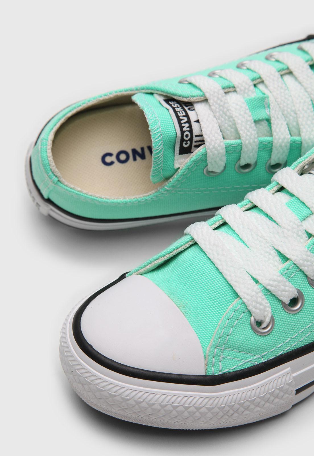Tênis Converse All Star Infantil Verde CK04300030