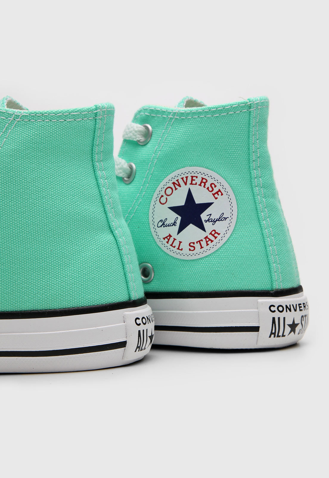 Tênis Converse All Star Bota Infantil Verde CK04280030