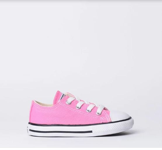 TÊNIS CONVERSE ALL STAR KIDS CT AS CORE ROSA CK00010006