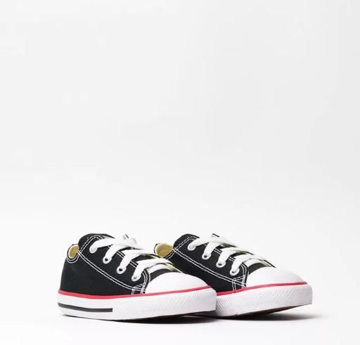 TÊNIS CONVERSE ALL STAR KIDS PRETO CK00010007