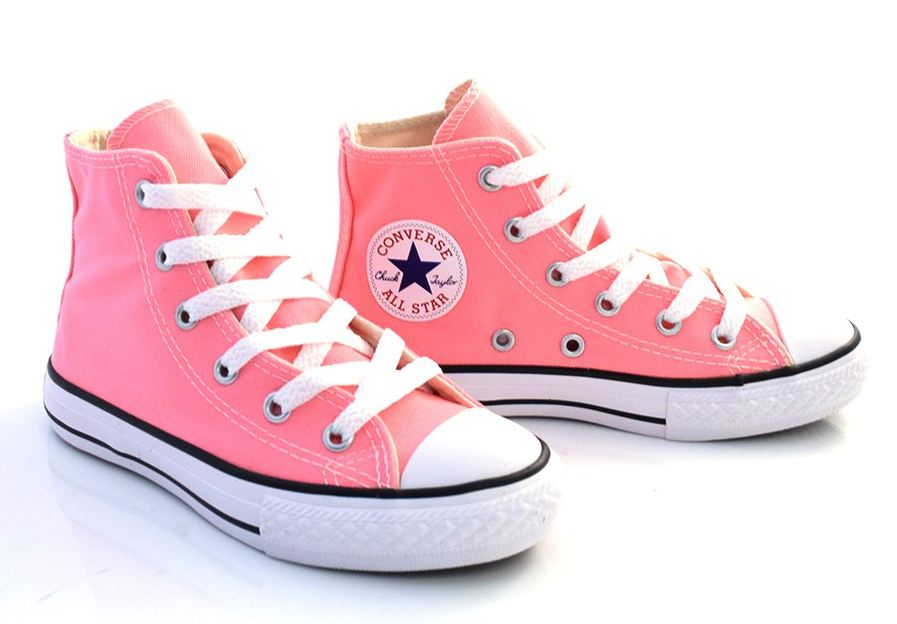 TÊNIS CONVERSE ALL STAR KIDS ROSA FLUOR CK04280019