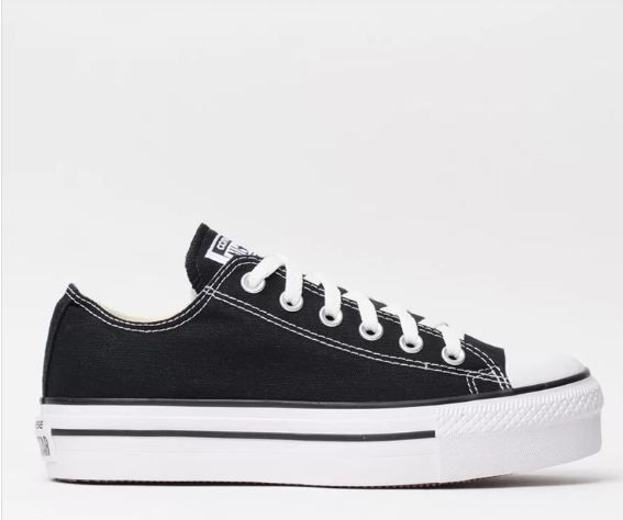 TÊNIS CONVERSE ALL STAR PLATAFORMA PRETO CT04950001