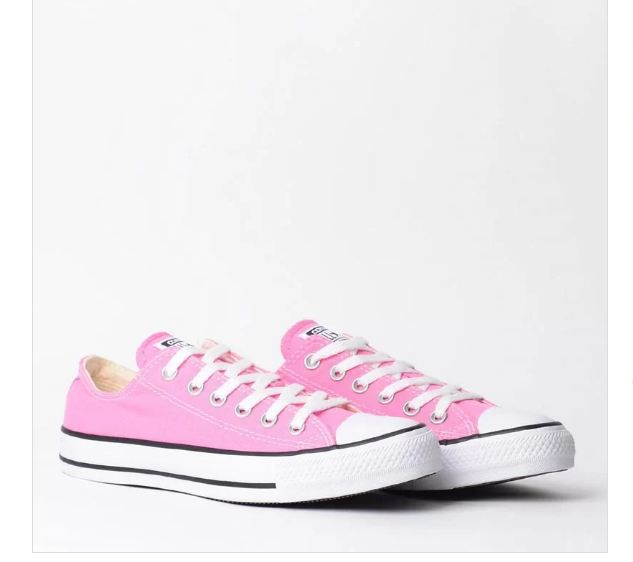 TÊNIS CONVERSE ALL STAR  ROSA CT00010006