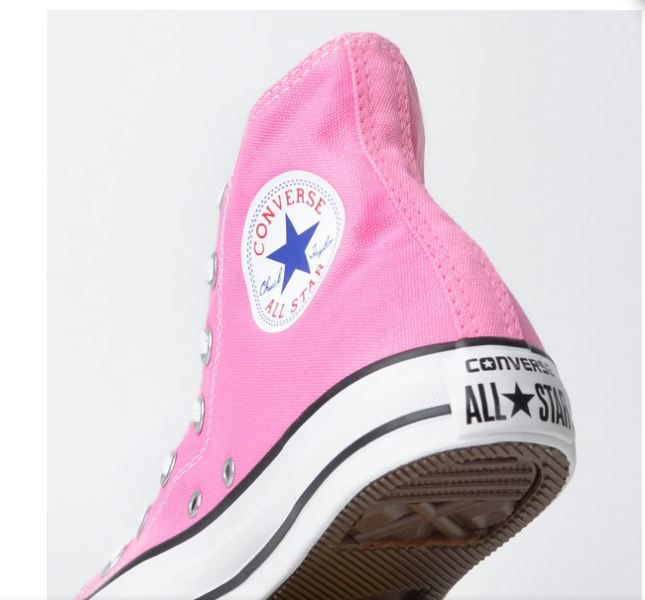 TÊNIS ALL STAR BOTA ROSA CT00040006