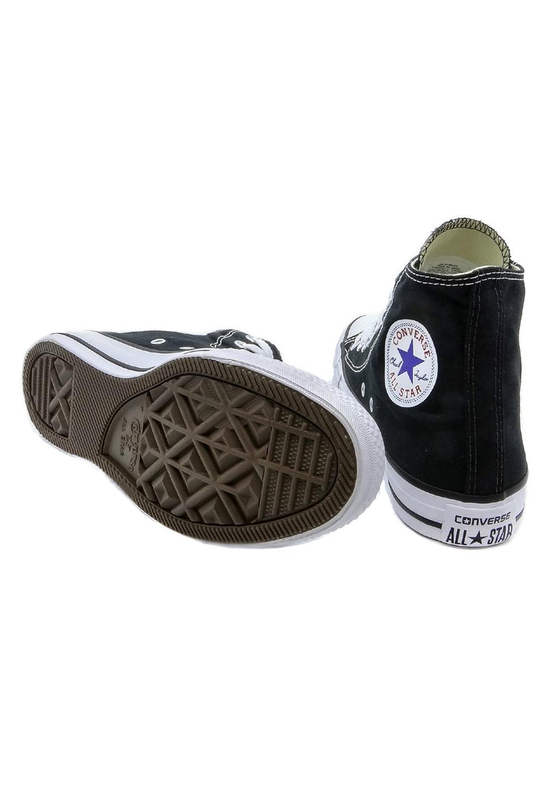 Tênis Converse Chuck Taylor All Star Core Hi Preto CT00040002
