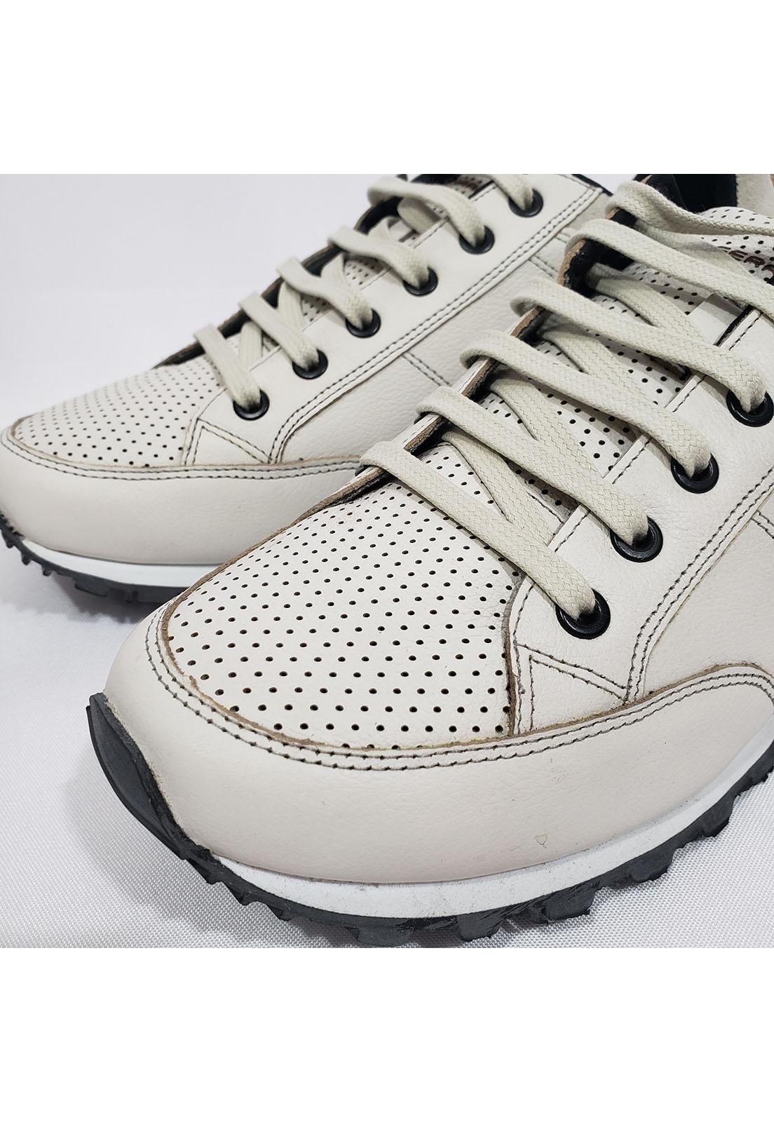 Tenis Ferracini OFF WHITE Bold-7517-290A