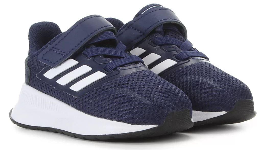 Tênis Infantil Adidas Runfalcon Marinho
