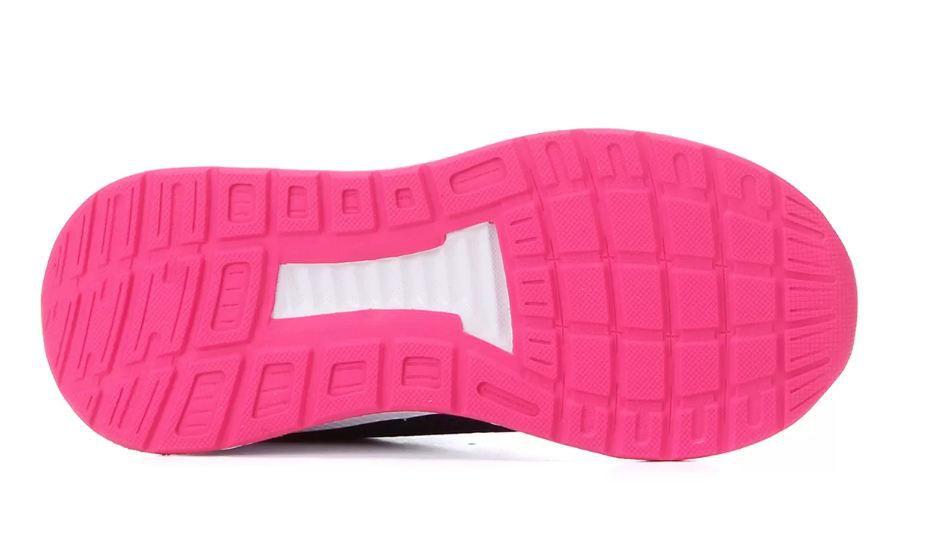 Tênis Infantil Adidas Runfalcon - Marinho e Rosa