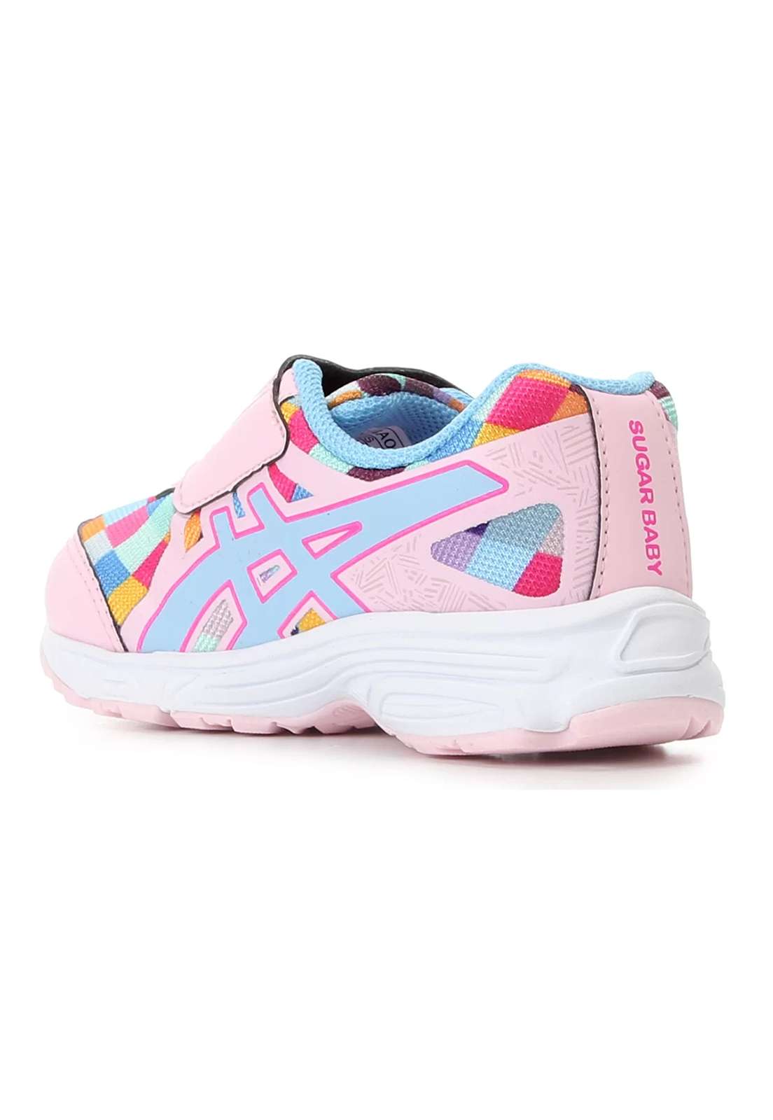 Tênis Infantil Asics Sugar Baby 3 Ts - Pink