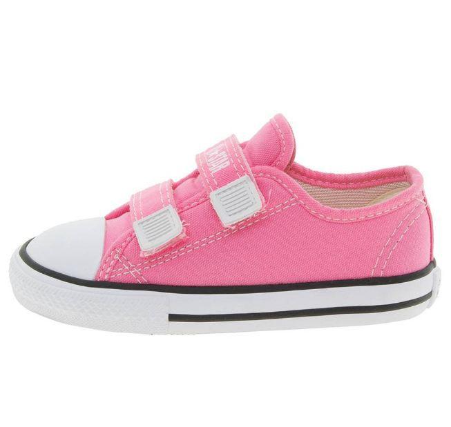 Tênis Infantil Baby Rosa All Star Converse - CK05080006