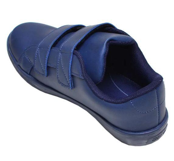 Tênis Infantil Menino College Klin Azul Marinho