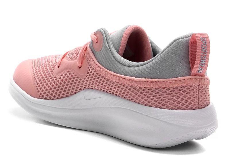 Tênis Infantil Nike Acmi PS - Coral e Azul