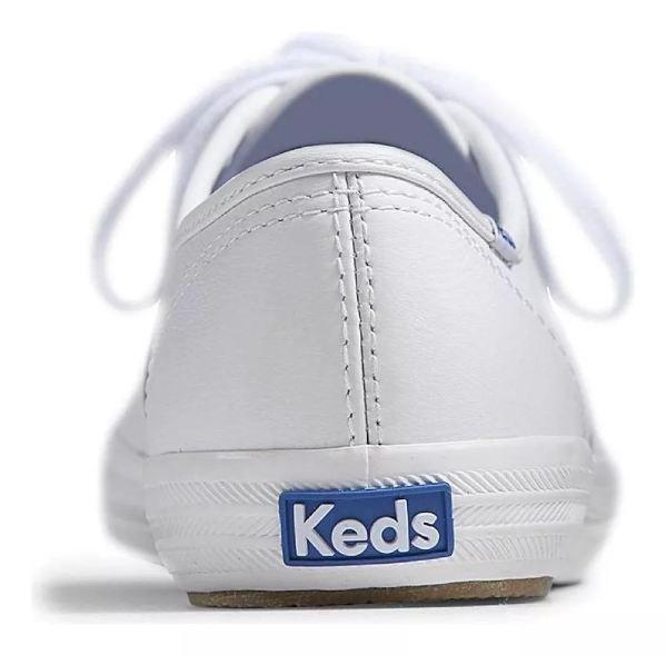 Tênis Keds Champion Couro Branco - Kd102256