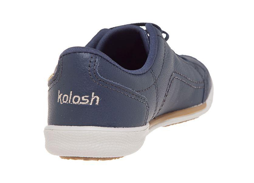 Tênis Kolosh Zíper Azul Marinho C0367