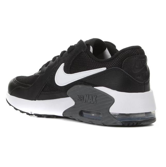 Tênis Nike Air Max Excee Preto e Branco