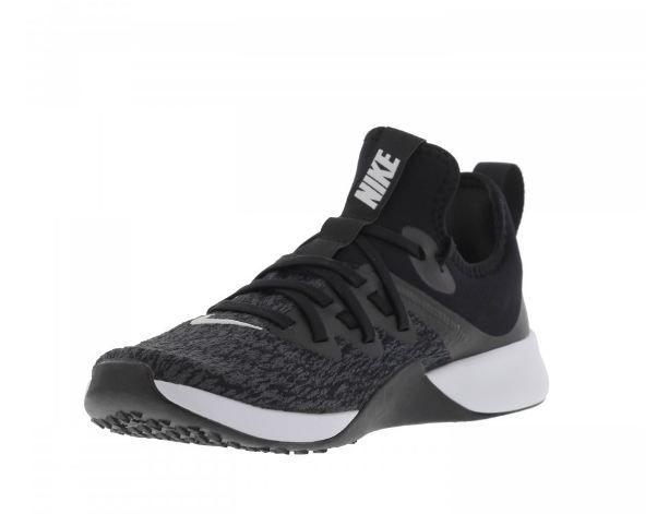 Tênis Nike Foundation Elite Tr Feminino - Preto e Branco