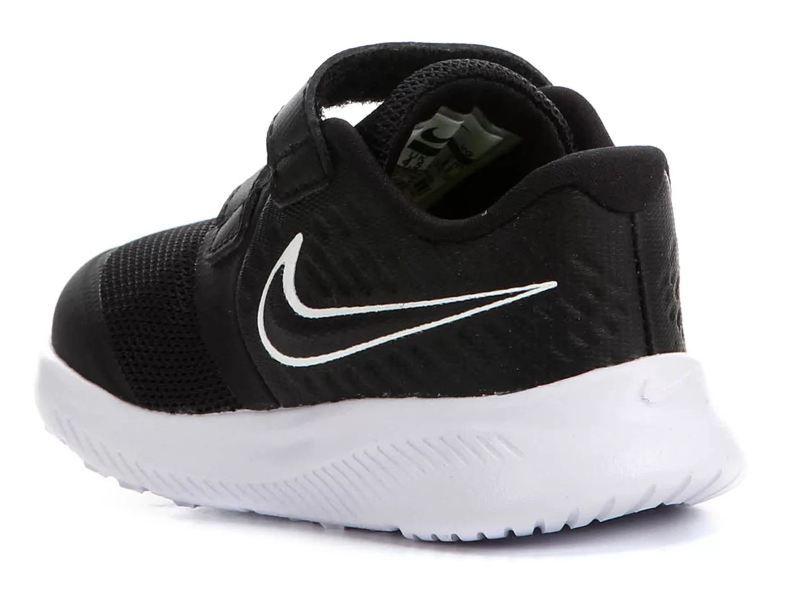 Tênis Nike Infantil Star Runner 2 - Preto e Branco