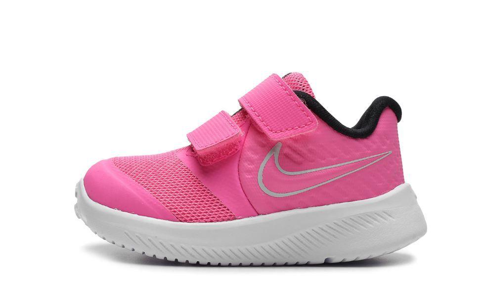 Tênis Nike Infantil Star Runner 2 Rosa