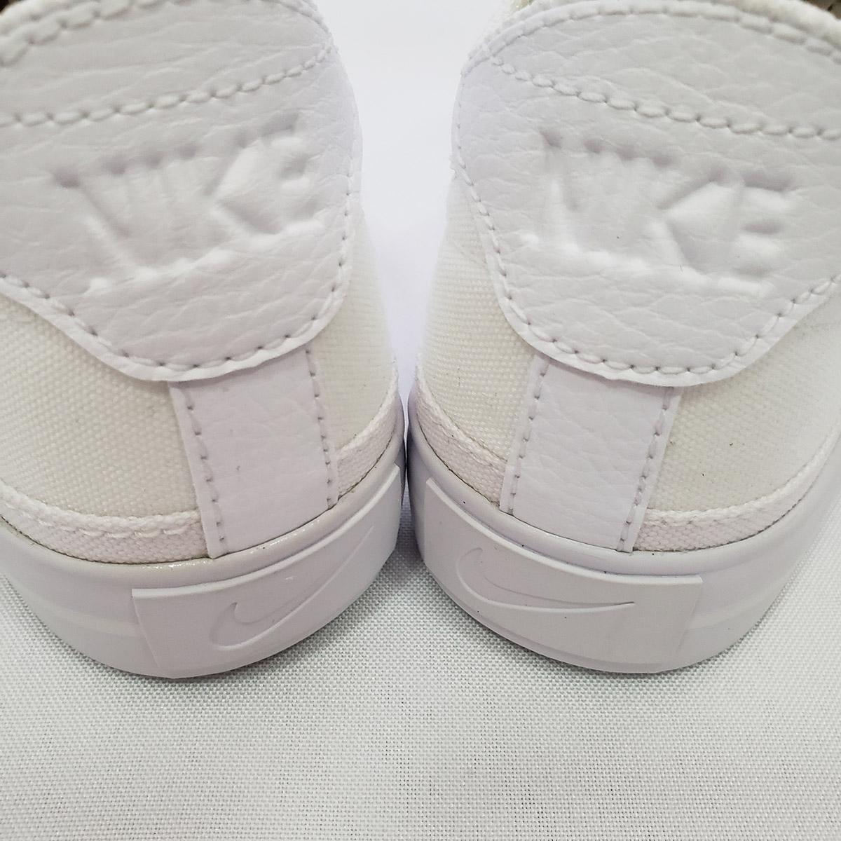 Tênis Nike Sportswear Court Legacy CNVS Branco