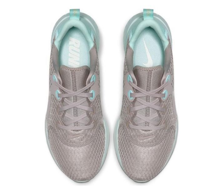 Tênis Nike Wmns Run React Cinza