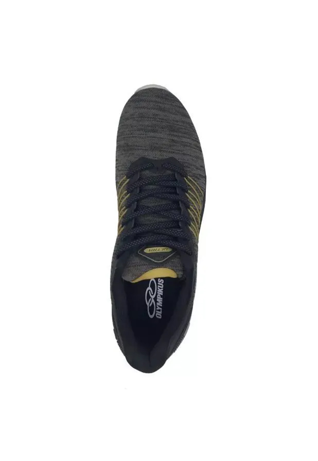 Tênis Olympikus Ultra - Masculino - Preto/dourado