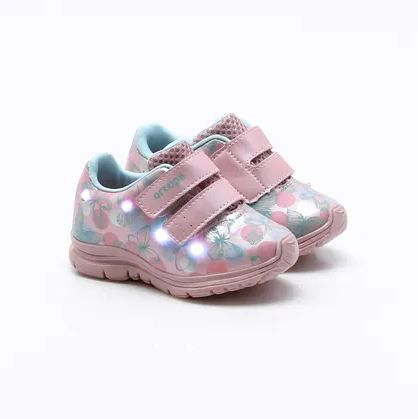 TÊNIS ORTOPÉ BABY DNA LIGHT PINK
