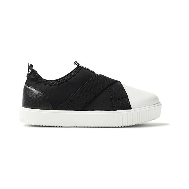 TÊNIS PAMPILI LUNA SLIP ON PRETO