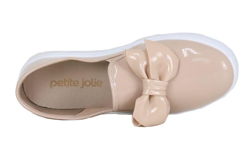 Tênis Petite Jolie Lupita Ii Nude PJ4896