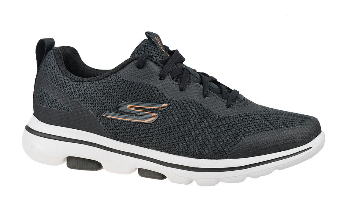 Tênis Skechers Go Walk 5 Squall 216011-BKOR
