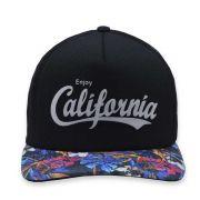 Boné Aba Curva Trucker Lords Enjoy California