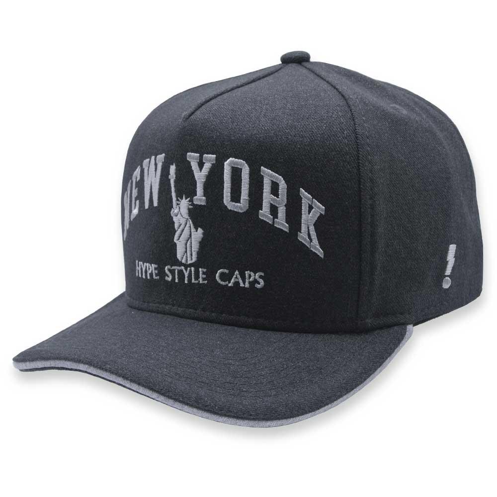 Boné Aba Curva Hype Style Snapback New York
