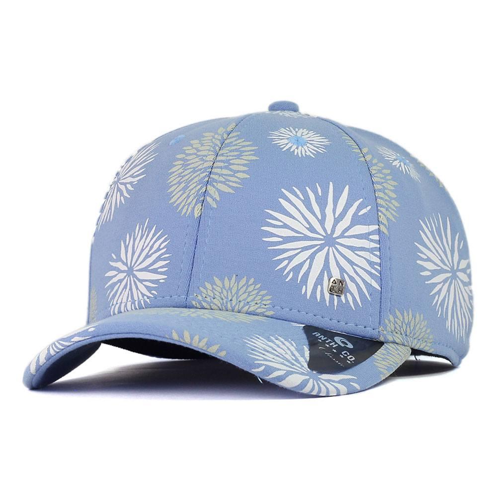 Boné Aba Curva Snapback Anth Co Dandelion Azul C