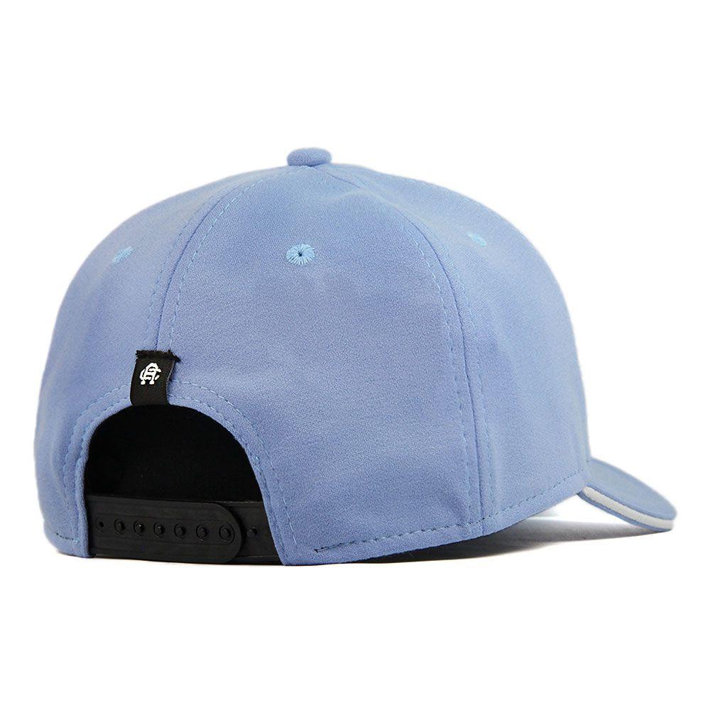 Boné Aba Curva SnapBack Anth Co De La Cruz Azul