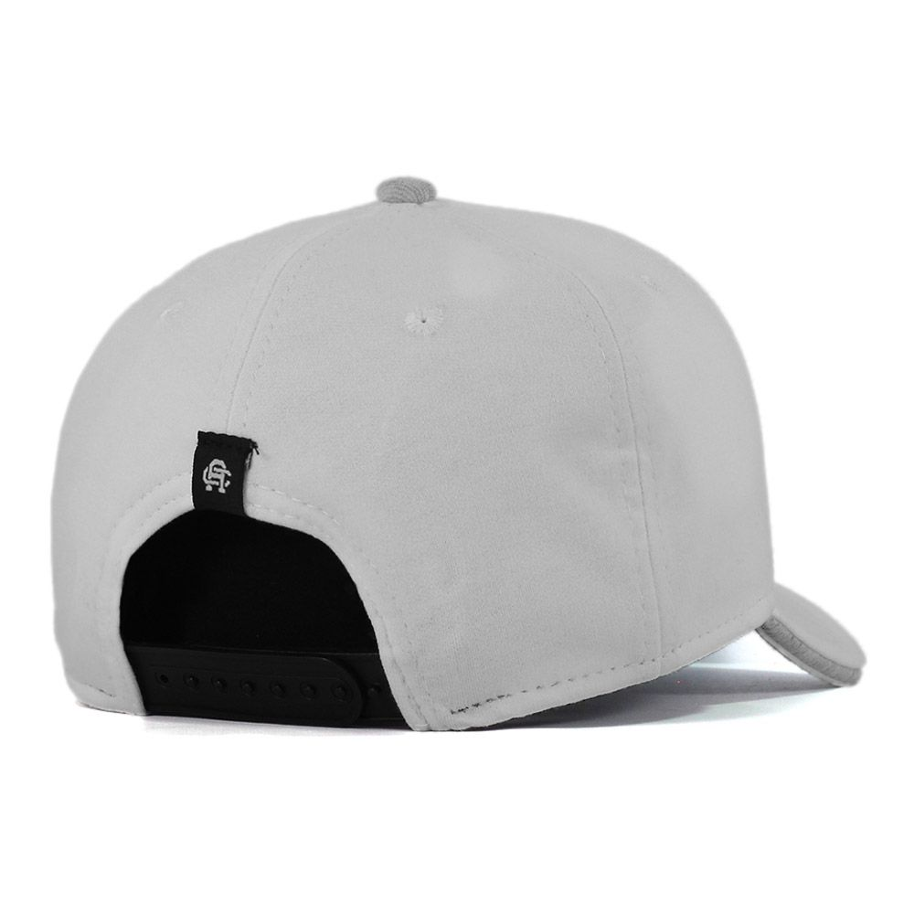 Boné Aba Curva Snapback Anth Co Faith Branco