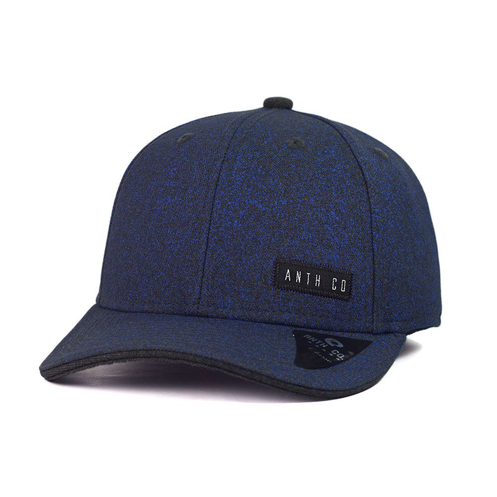 Boné Aba Curva SnapBack Anth Co Graffite Royal