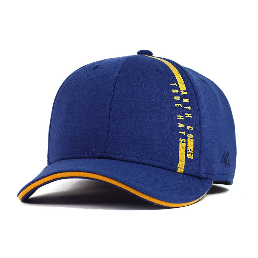 Boné Aba Curva Snapback Anth Co March Marinho