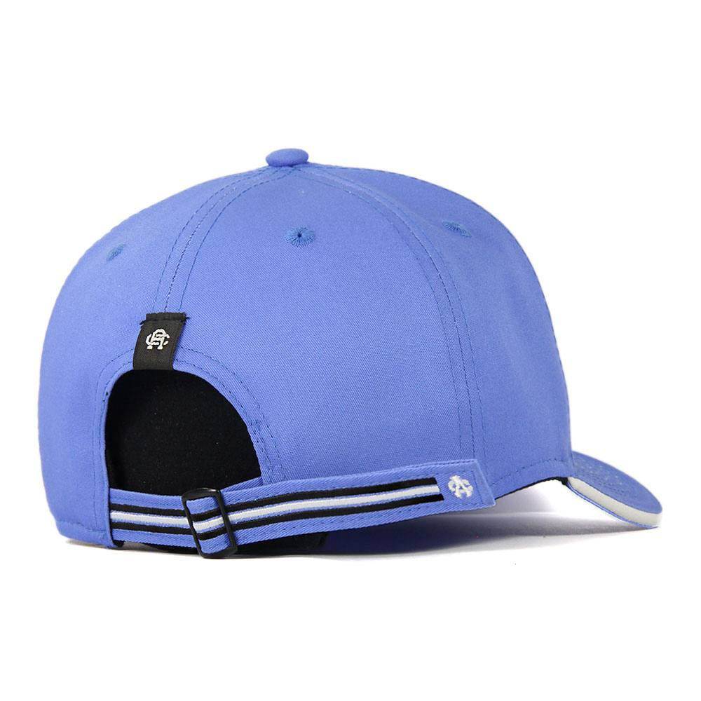 Boné Aba Curva Strapback Anth Co Clean Azul C