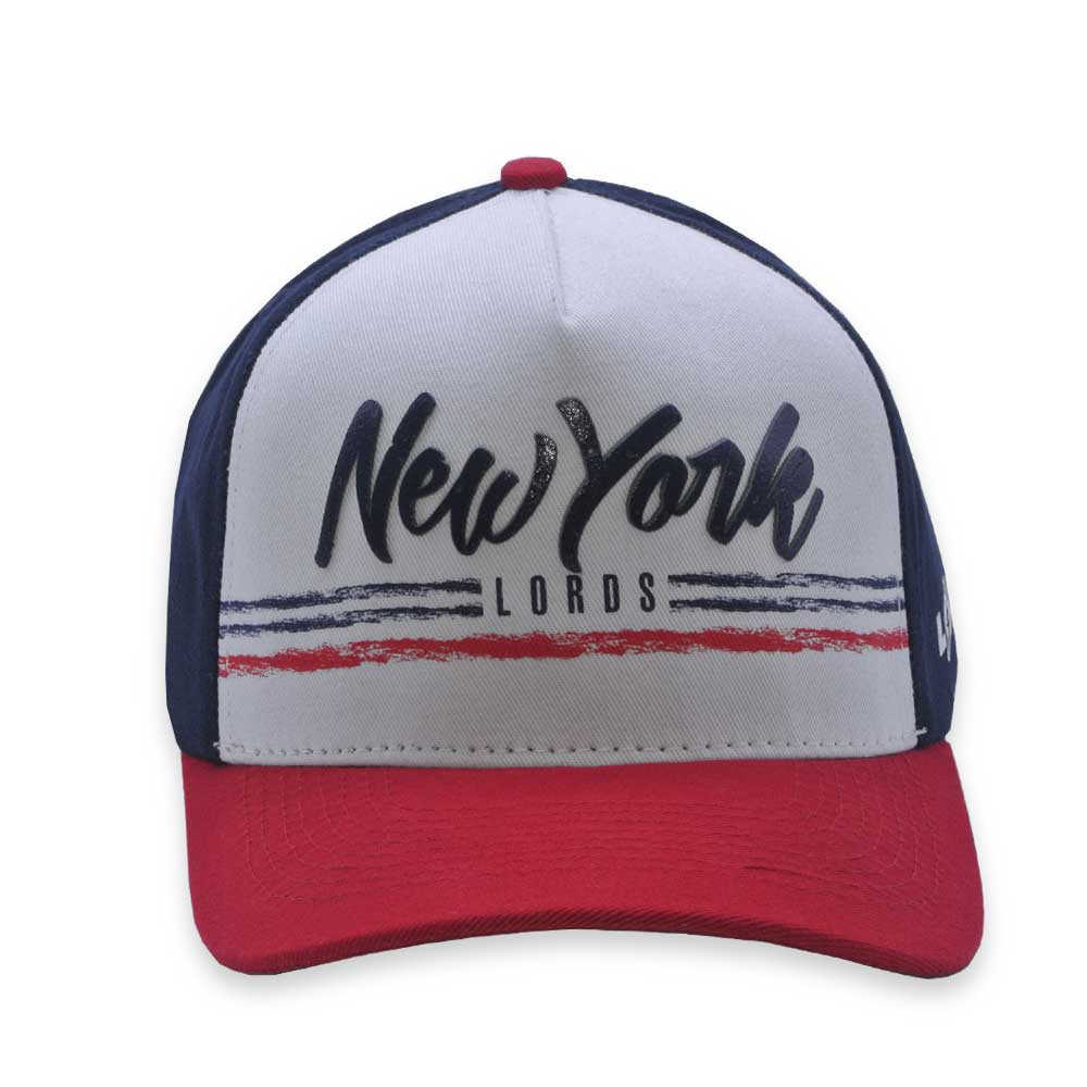 Boné Aba Curva StrapBack Lords New York