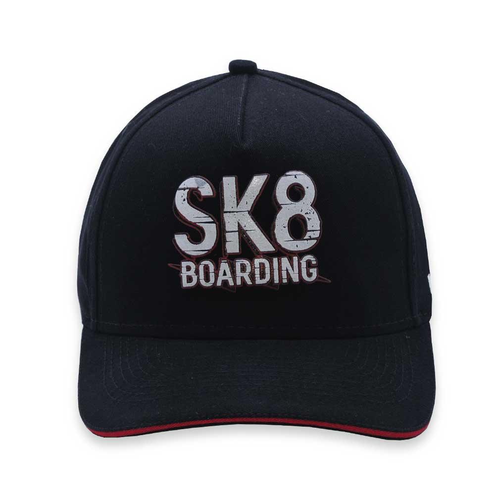 Boné Aba Curva StrapBack Lords Sk8 Boarding
