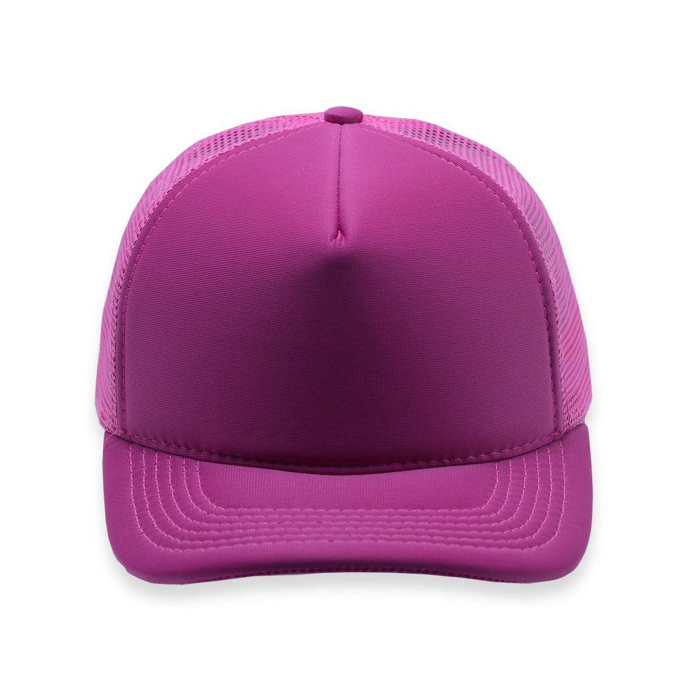 Boné Aba Curva TKN Trucker  Rosa Pink