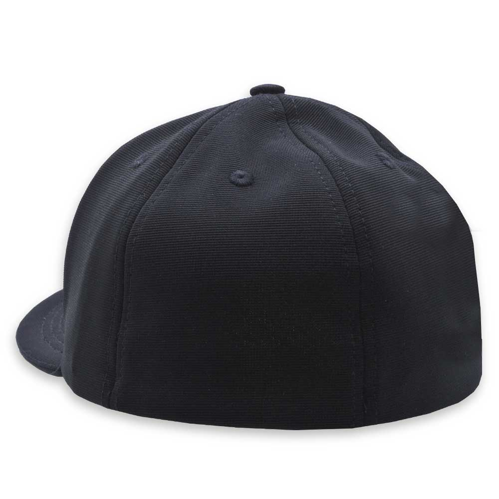 Boné Aba Reta Fechado Black Bulls New Flex Diamond Preto