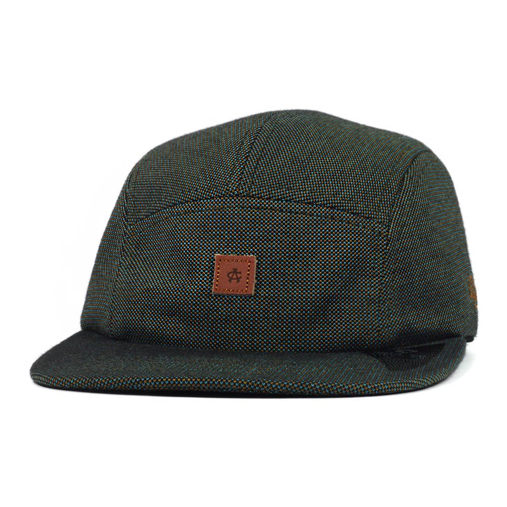 Boné Aba Reta Five-Panel Anth Co Hey Verde