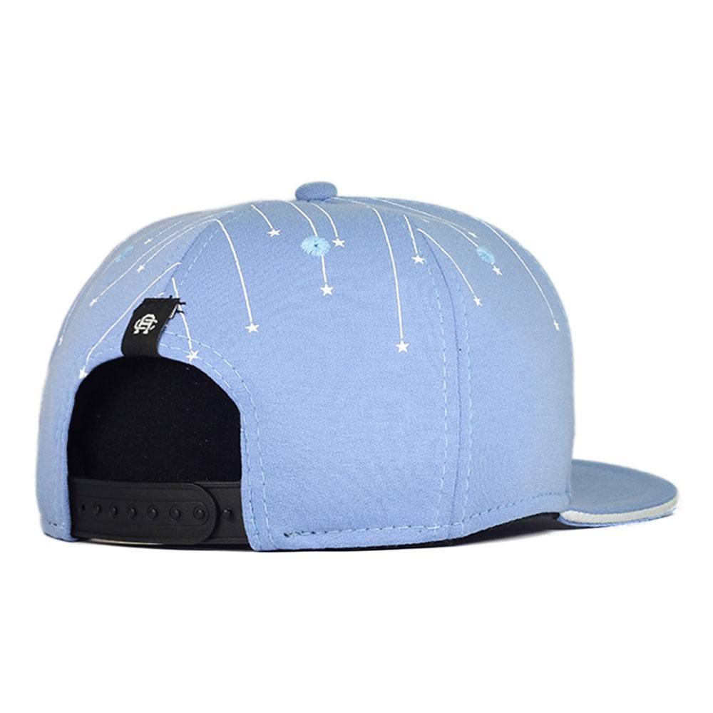 Boné Aba Reta SnapBack Anth Co Star Azul