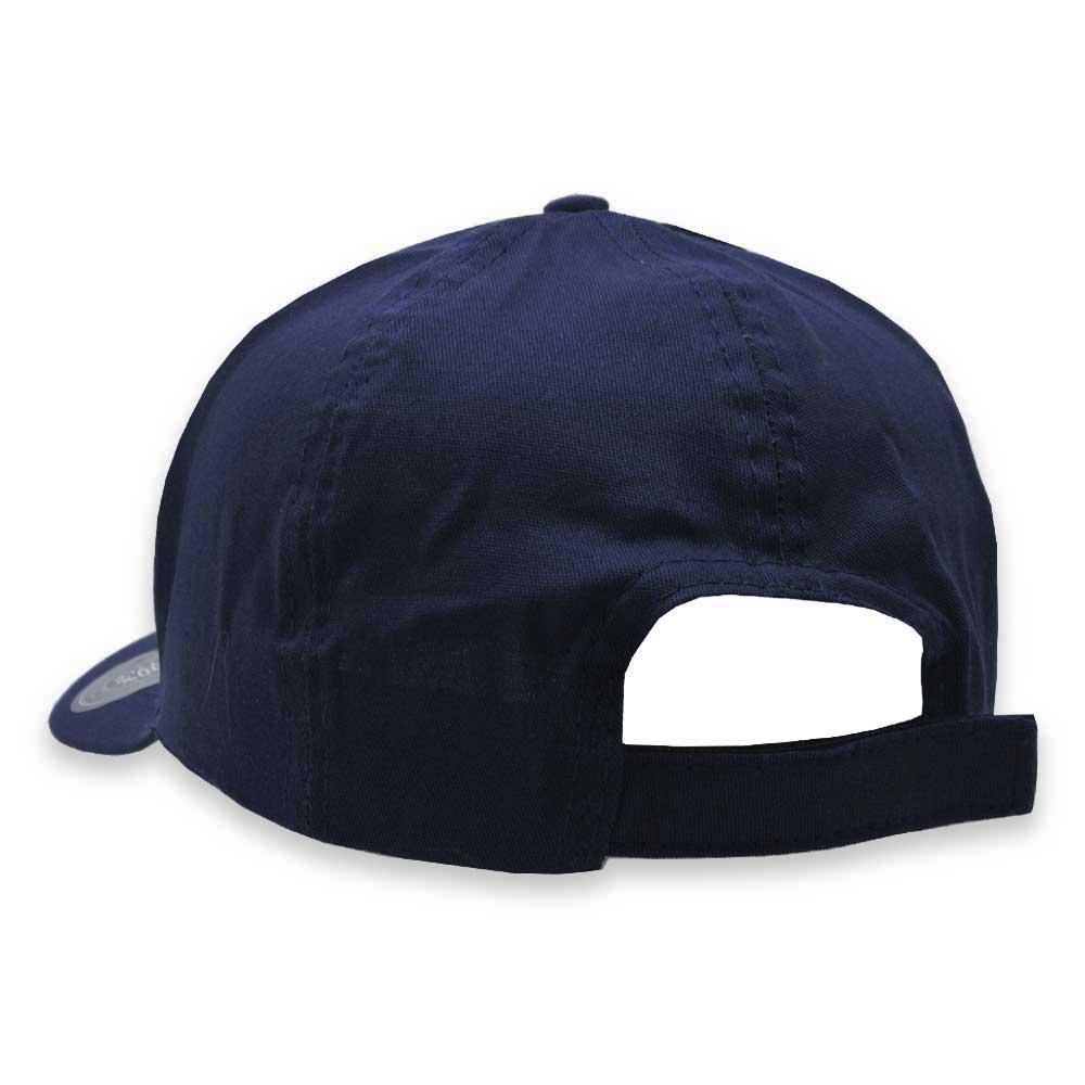 Boné Gratidão Aba Curva Original Caps Azul Marinho